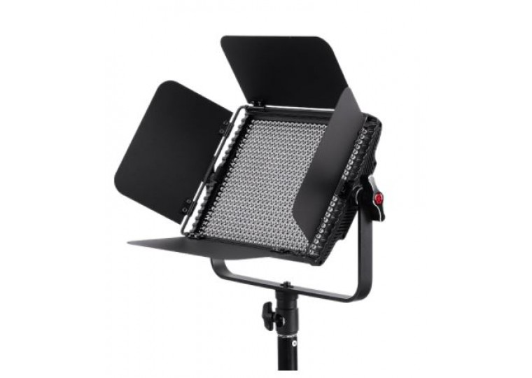 Tolifo 36W LED Continuous Video Light with Barndoor