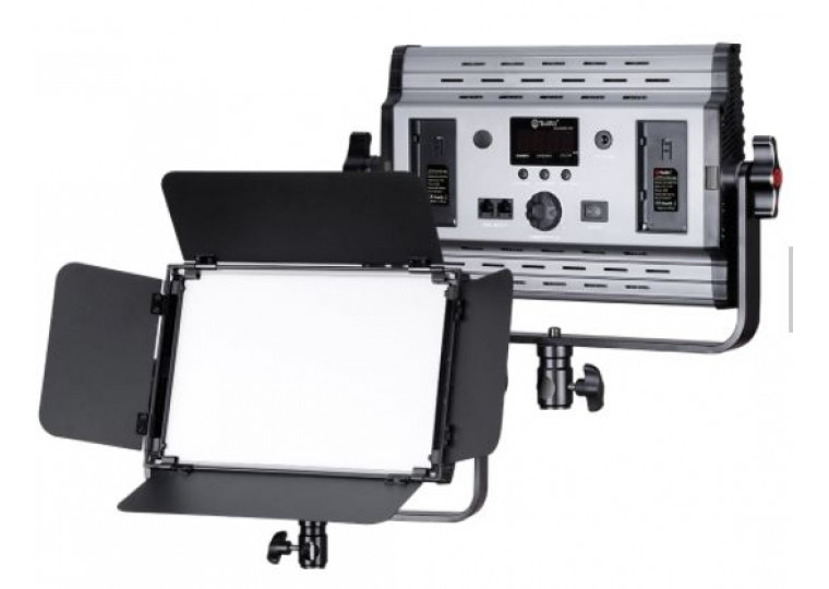 Tolifo 60W LED Continuous Video Light with Barndoor