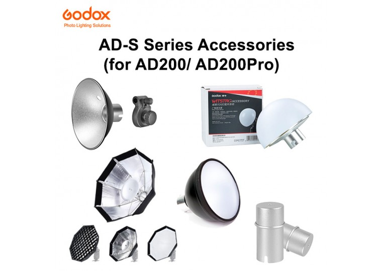 Godox AD-S Series Accessories for AD200 AD200Pro