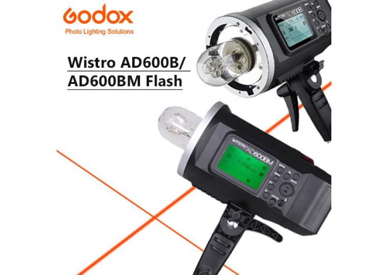 Godox AD600B AD600BM Witstro All-In-One Outdoor Flash