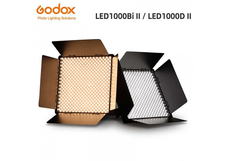 Godox LED1000BI LED1000D II DMX LED Video Light