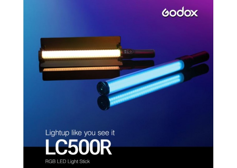 Godox LC500R LED RGB Light Stick
