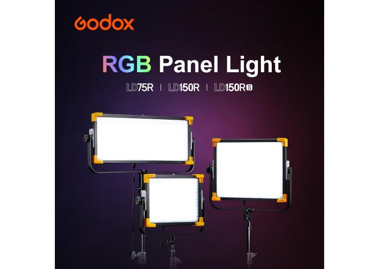 Godox LD75 LD150R LD150RS LED Panel Light