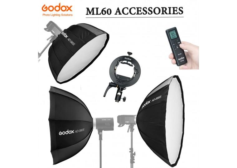 Godox ML60 Accessories