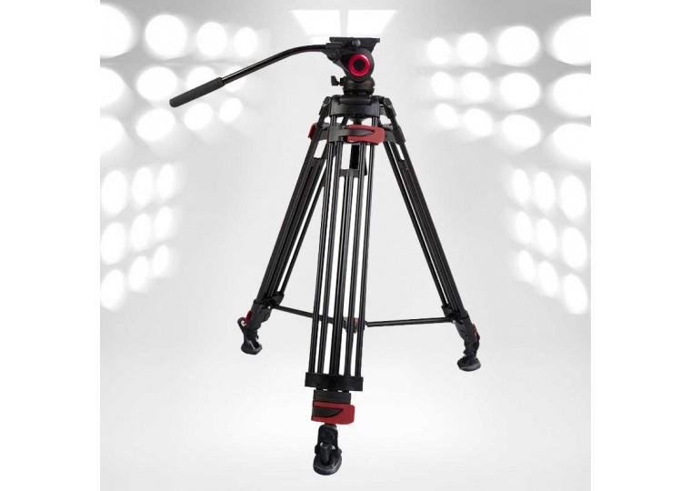 Brilliant MLK-901M Professional Video Tripod and Fluid Head