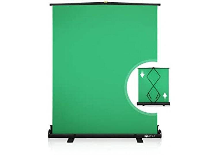 Brilliant 1.5x2m Pull-up Green Screen