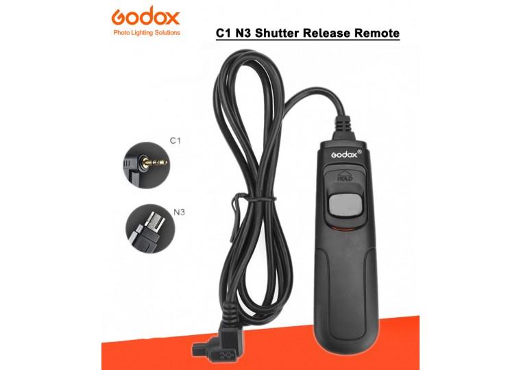 Godox RC-C1 N3 Shutter Release Remote Cord