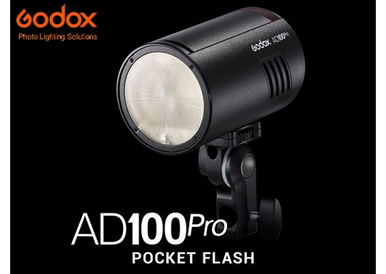 Godox AD100Pro Pocket Flash Kit