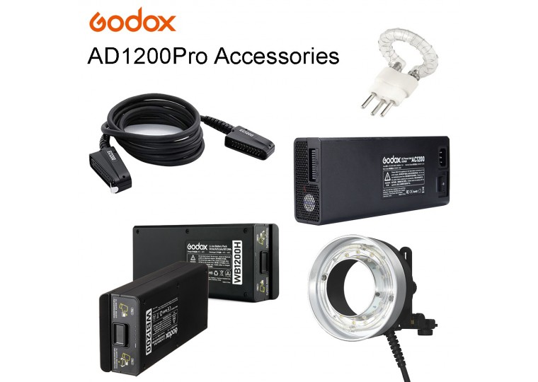 Godox AD1200Pro Accessories
