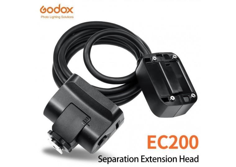 Godox EC200 Extension Flash Head for AD200 AD200Pro