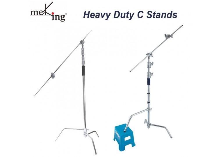 MeKing K1 K3 Heavy Duty C-Stand