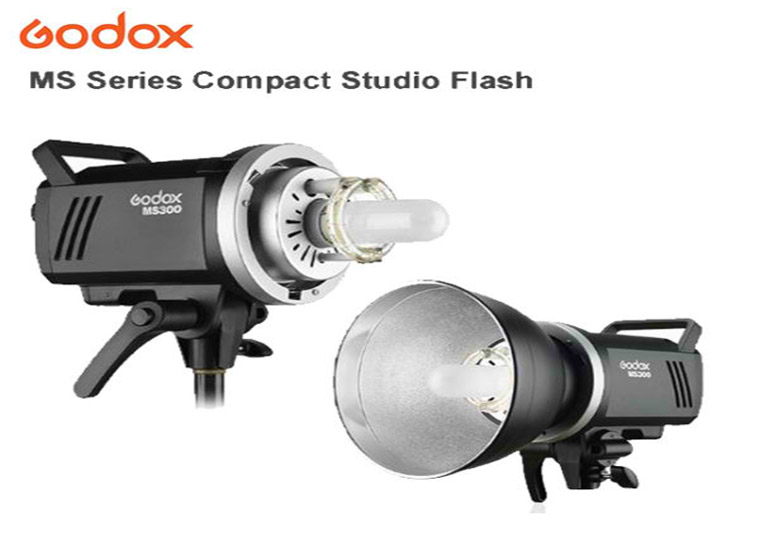 Godox MS200 MS300 Monolight Studio Strobe
