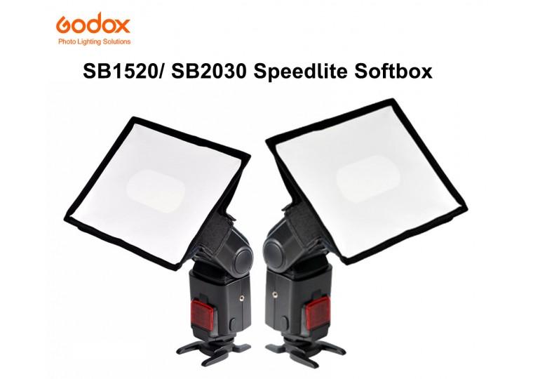 Godox SB1520 SB2030 Speedlite Softbox