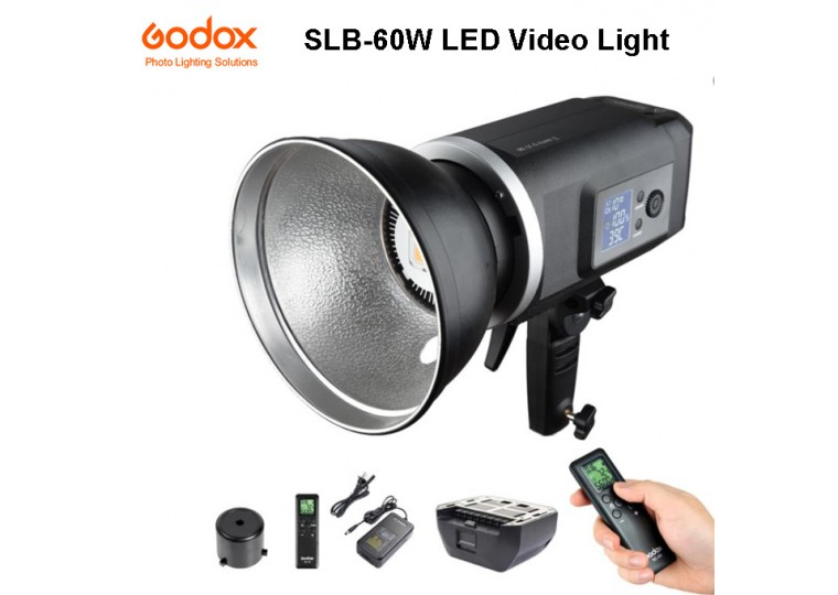 Godox SLB-60W LED Video Light