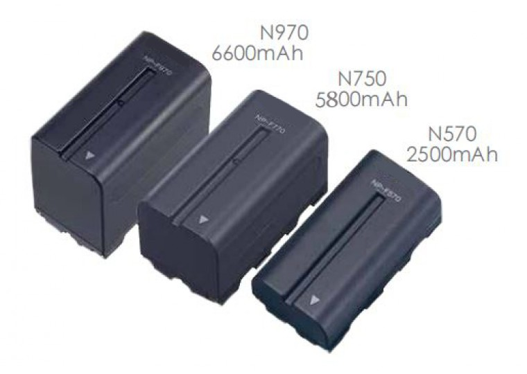 Brilliant NP-F Series Rechargeable Lithium Sony Compatible Battery